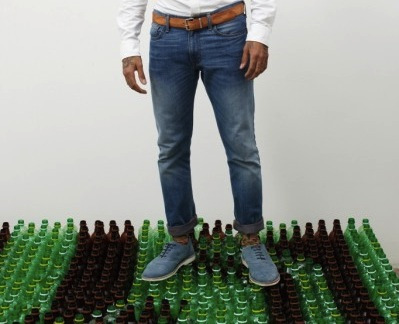Levi's is making jeans out of plastic bottles   Global Recycling Movement   Scoop.it