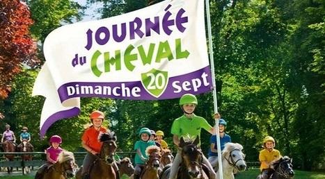 Journée du cheval : Portes ouvertes des centres équestres - Equidia Life | Cheval et sport | Scoop.it