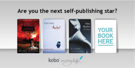 Advice to Indie Authors: Don't Overlook Kobo | Author Tips | Scoop.it