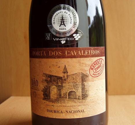 O Puto (Bebe): Porta dos Cavaleiros — Reserva '2008 Touriga Nacional | Wine Lovers | Scoop.it