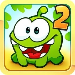 Cut the Rope 2 1.0.2 | Source | Scoop.it