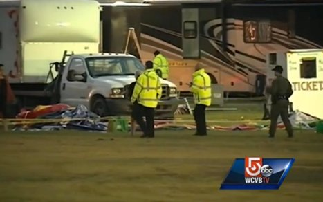 Man, young girl killed when circus tent collapses in Lancaster, N.H. | enjoy yourself | Scoop.it