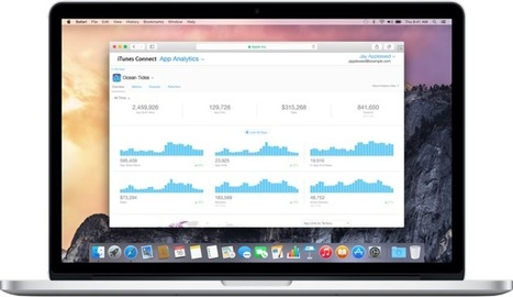 Apple opens beta testing of analytics tool for iOS app developers - VentureBeat | ebusinessuk7 | Scoop.it