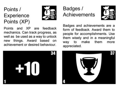 Points and Badges in Gamification – Not Totally Evil. - Business 2 Community | The Daily Badger | Scoop.it