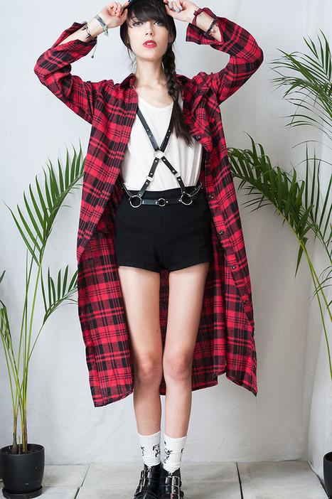 Wardrobe inspiration! | Art & Design + DIY | Scoop.it