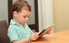 iPad App Combines Your Child's Artwork and Voice | iPads in Education | Scoop.it