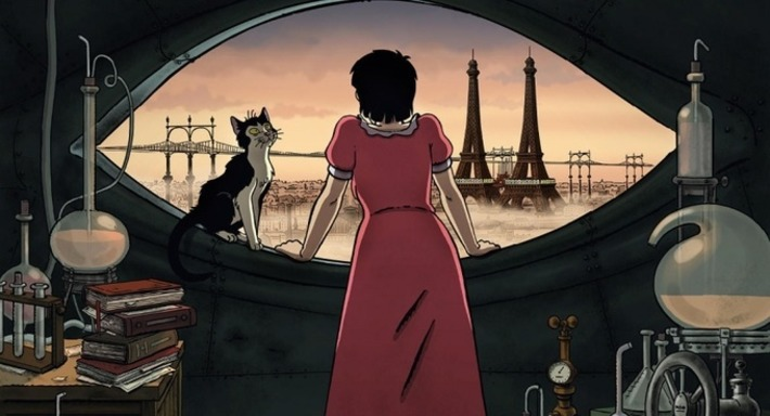 You Have To See This French Animated Steampunk Movie | Machinimania | Scoop.it