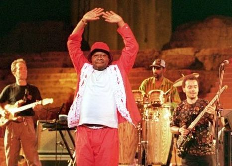 Papa Wemba, Congo music star, dies after stage collapse | BBC | Kiosque du monde : Afrique | Scoop.it