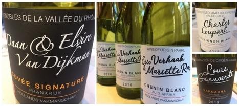 Plus lanceert 4 nieuwe wijnen met een Hollandse achtergrond | Lekker Tafelen | Scoop.it