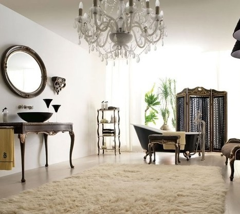 Luxurious Interior Design Ideas with Royal Acce... | Architecture and interiors i love | Scoop.it