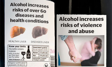 Graphic cigarette-style labels proposed for Aussie wine | Press Review | Scoop.it