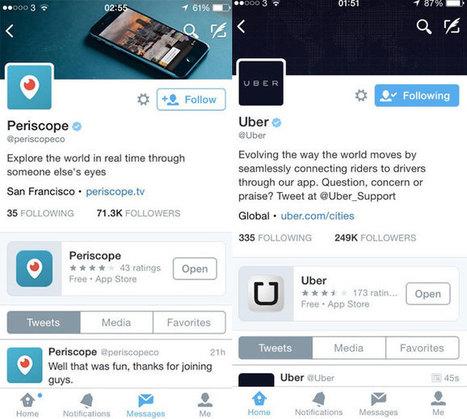 Récapitulatif des dernières fonctionnalités par réseau social : du 13 au 20 avril 2015 - Formation aux réseaux sociaux par Clément Pellerin   le 2.0 à mon service   Scoop.it