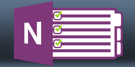 5 Tips for Using OneNote as Your To-Do List | Learning At Work | Scoop.it
