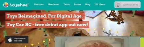 Toywheel, la reinvención de juegos para niños con Realidad Aumentada | Randomgrid | Scoop.it