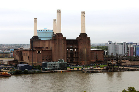 Battersea Power Station: 30 years since closure | Architecture and Architectural Jobs | Scoop.it