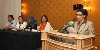 Arab women gather to discuss activism amid popular upheavals   Human Rights Activists   Scoop.it
