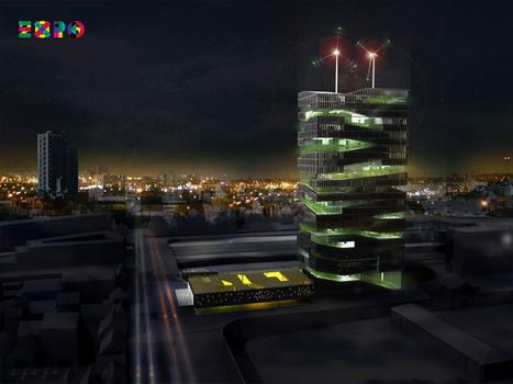Vertical farm: gli agricoltori? Presto si trasferiranno sui grattacieli | GH WebNews | Scoop.it