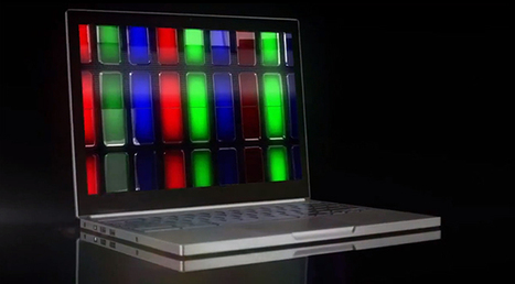 The Chromebook Pixel with 2560×1700 touchscreen: Is the world ready for an expensive, browser-based laptop?   ExtremeTech   Nerd Vittles Daily Dump   Scoop.it