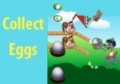Collect Eggs | Objective-C | CocoaTouch | Xcode | iPhone | ChupaMobile | social media | Scoop.it