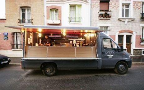 Un camion gastronomique à Montreuil | Parisian'East : à table ! Les Restau et les Bars de la communauté urbaine des amoureux de l'Est Parisien. | Scoop.it