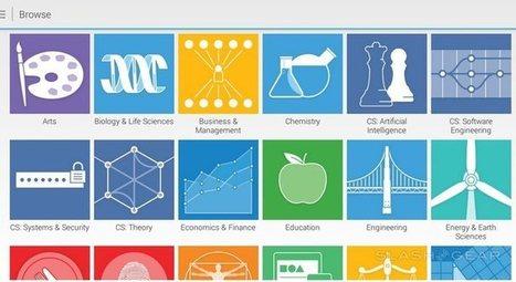 Las mejores apps de plataformas MOOC para Android e iOS | Recull diari | Scoop.it