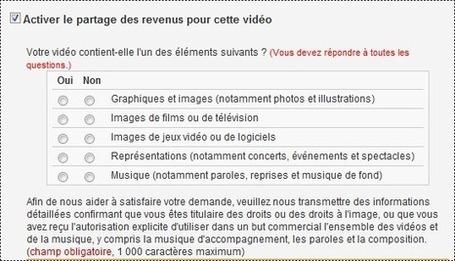 Facebook, Youtube et les droits d'auteur | L'influence des sites de partage en ligne | Scoop.it