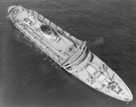 The SS Andrea Doria & the Lost Norseman? - Guerrilla Explorer | DiverSync | Scoop.it