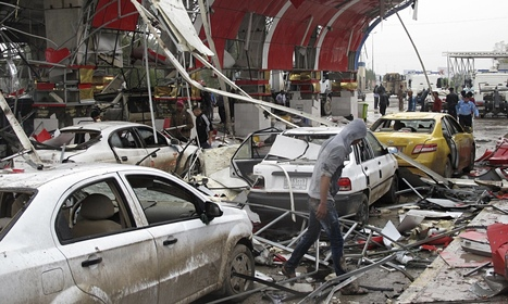 "Iraq suicide bomb attack leaves dozens dead in Hilla | ""Asian Spring"" 