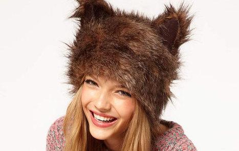 Shopping – Oserez-vous le bonnet chat ou lapin ? | Fashion Pets | Scoop.it