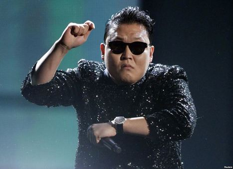 'Gangnam Style' Makes YouTube History | Gangnam Style | Scoop.it