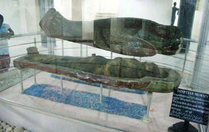 Musée de Lucknow (Inde) : la seconde mort d'une momie égyptienne | Égypt-actus | Scoop.it