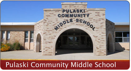 Pulaski Community Middle School - Pulaski Community Schools | Pulaski13 | Scoop.it