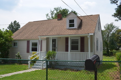 Super Cute and Affordable Cape Cod | SmartChoiceRealEstate | Scoop.it
