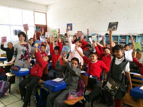 LeerLees: un proyecto de lectura en voz alta que ya llega a más de 2500 niños | Formar lectores en un mundo visual | Scoop.it