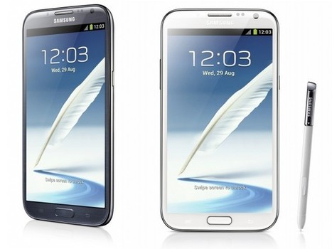 Samsung on Pace to Exceed 10 Million in Note 2 Sales - Mobile Magazine | MobileandSocial | Scoop.it