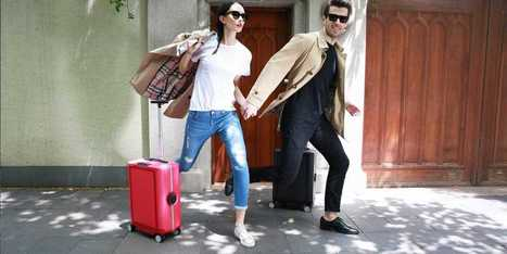 Cowarobot, la valise connectée qui se déplace en toute autonomie - Web des Objets | Objets connectés, Tag2D & Tourisme | Scoop.it