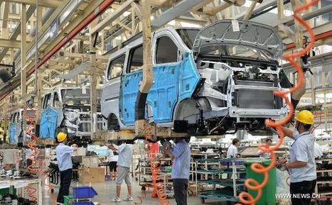 Le PIB de la Chine en hausse de 7,4% au premier semestre - Quotidien du Peuple | Economie | Scoop.it