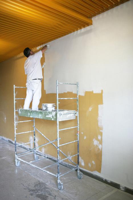 Les bâches : indispensables dans le cadre d'un chantier de peinture - Blog - Baches Direct Pro | bricolage-professionnels | Scoop.it