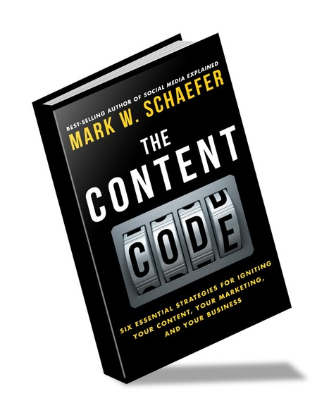 Community Shock Is Coming - Read Content Shock's Author Mark Schaefer's Comment | Curation Revolution | Scoop.it