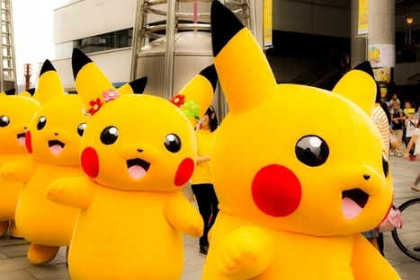 Pokemon Go : les meilleures campagnes de marques | #Communication #Marketing #Digital #Stratégies #Réputation #Socialmedia | Scoop.it