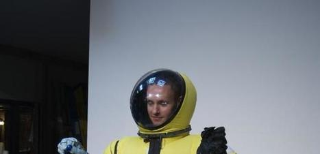 Frontier Prime Space Suit   eyebeam.org   Connecting Cities   Scoop.it