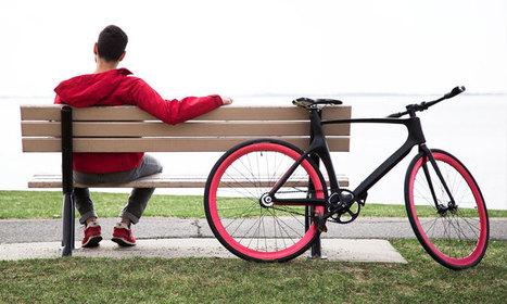 Ce vélo connecté est le premier à vous guider dans vos ... - Daily Geek Show | CREATIVTY & INNOVATION | Scoop.it