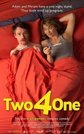 Two 4 One, the first transgender romantic comedy showing tonight at Club David! | Art and Events Sioux Falls | Scoop.it