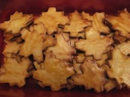 A Peck of Pretty Latvian Pepper Cookies « Baking Around the World | Latvian cuisine | Scoop.it