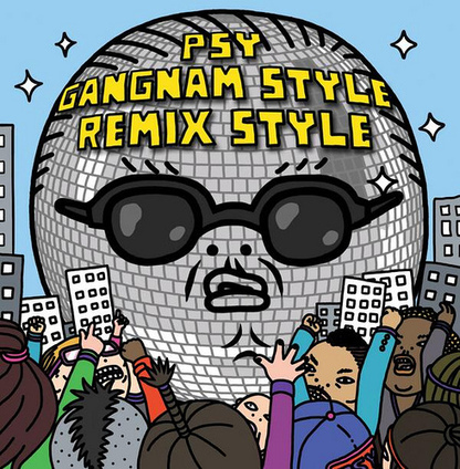 PSY Featuring 2 Chainz & Tyga- Gangam Style [Diplo Remix] - Runnin With It - Interviews, News, Music & More - Follow @RunninWithIt | Music + Entertainment News | Scoop.it