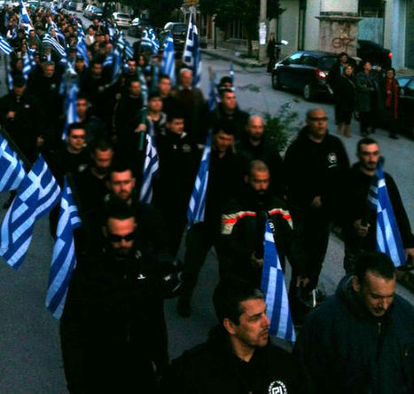 Golden Dawn - International Newsroom: One more fortress of Resistance | The Indigenous Uprising of the British Isles | Scoop.it
