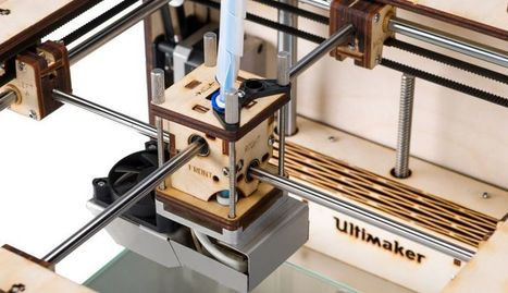 Why MakerBot and 3D Systems are Losing the Desktop 3D Market | Managing Technology and Talent for Learning & Innovation | Scoop.it