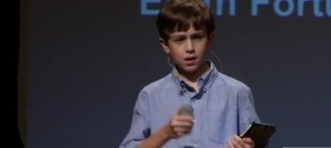 Absolutely amazing: 6th grade iPhone app developer speaks at TEDx | Designing Apps for Social Good | Scoop.it