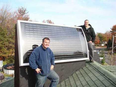Como hacer una calefacción solar casera / EcoInventos.com | Infraestructura Sostenible | Scoop.it