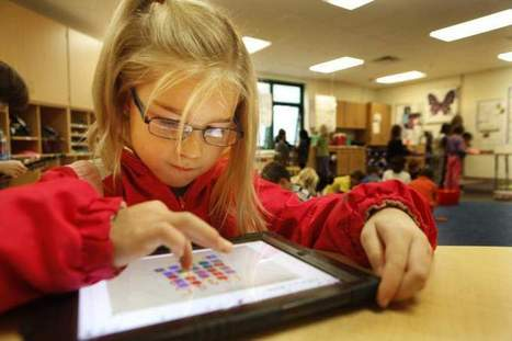 Typing classes to start earlier with Common Core - Coshocton Tribune | Ed Technology in Early Elementary | Scoop.it